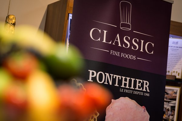 Classic Fine Foods launches Ponthier